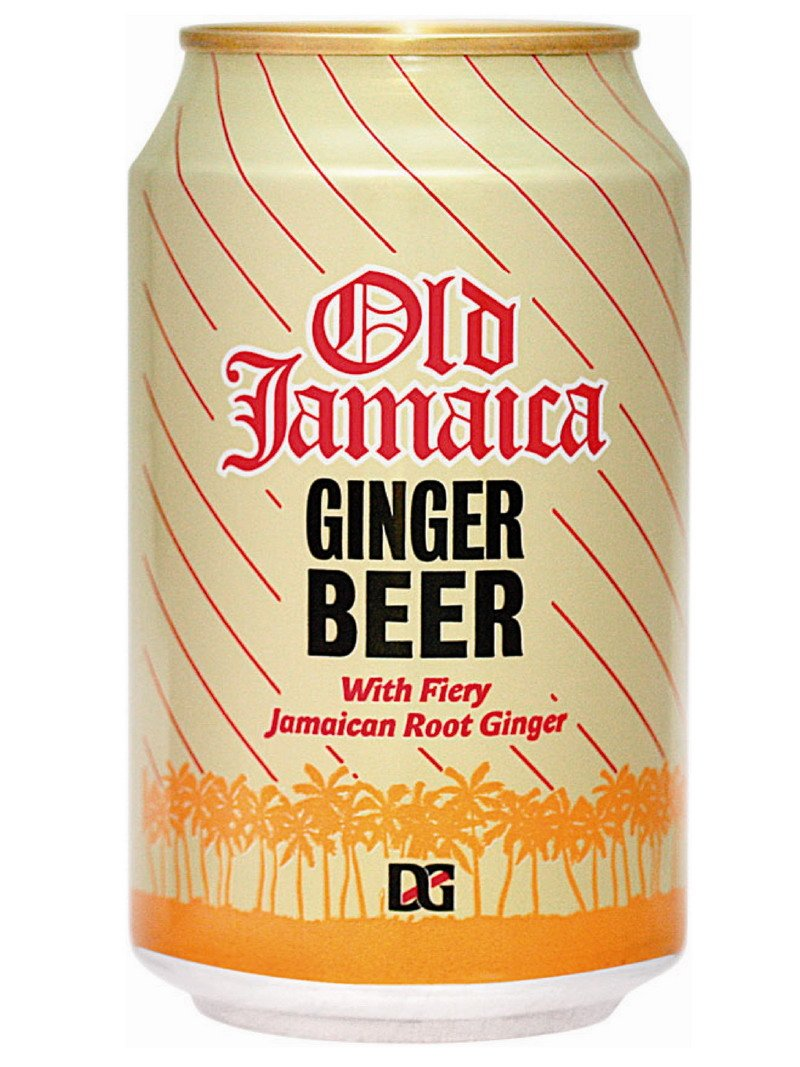 Ginger Beer 330ml - Old Jamaica