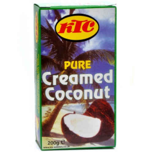 COCONUT CREAMED 200g