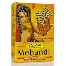 Hesh Mehandi Powder 100g