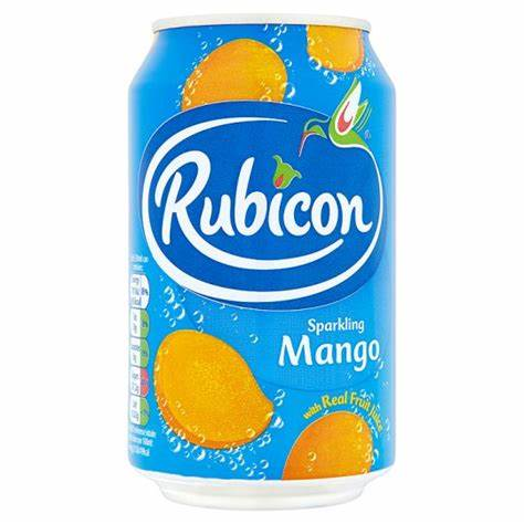 Rubicon Canned Mango Juice 330ml