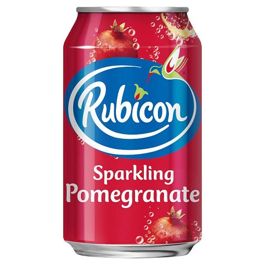 Rubicon Canned Pomegrante Juice 330ml