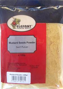 Elefant Mustard Seeds Powder 100g