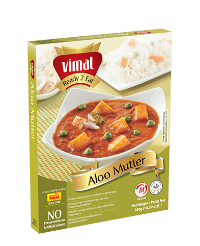 Aloo Mutter 300g Vimal