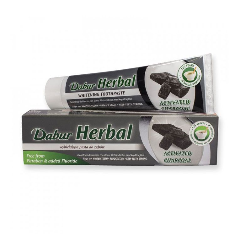 Dabur charcoal toothpaste 100g