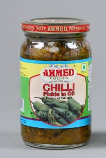 Ahmed Chilli Pickle 330g