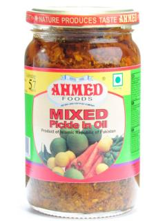 Pickle Mixed 330g