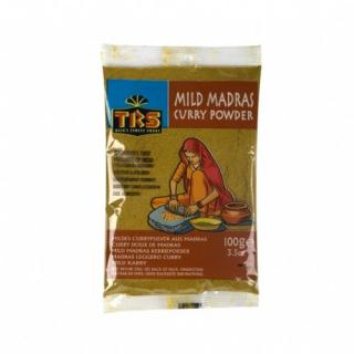Mild Curry Powder Madras 100g