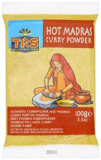 Hot Curry Powder Madras 100g