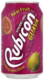 Rubicon Canned Guava Juice 330ml