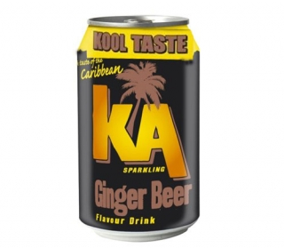 Ginger Beer 330ml - KA