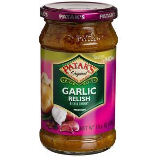 Patak's Pickle Garlic 283g