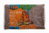 Whole Brown Lentils (Masoor Whole) 500g