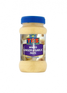 Trs Ginger  and Garlic Paste 300g