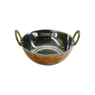 Karahi Copper Bottom 1 Portion