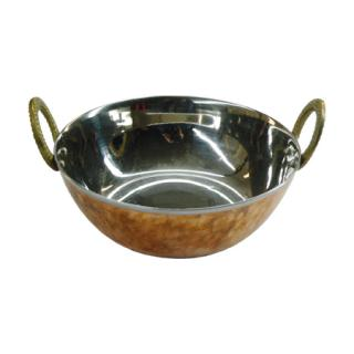 Karahi Copper Bottom 3 Portion