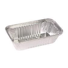 ALUMINUM FOOD CONTAINER NO. 6