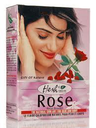 HESH ROSE PETAL POWDER 50g