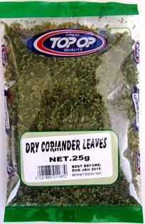 Topop Coriander Leaves 25g