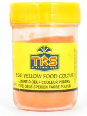 TRS FOOD COL YELLOW 25g
