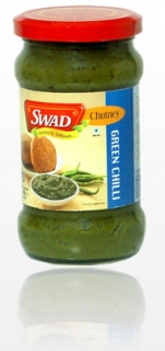 Green Chilli Chutney 300g